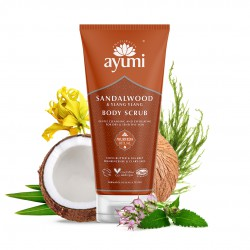 Ayumi bodyscrub Sandalwood YlangYlang 200 ml