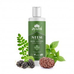 Ayumi bodylotion Neem en tea tree 250 ml